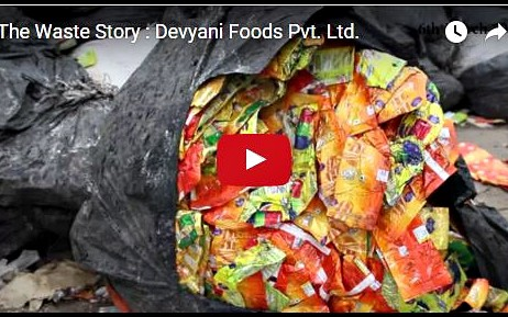VIDEO : The Waste Story : Devyani Foods Pvt. Ltd.