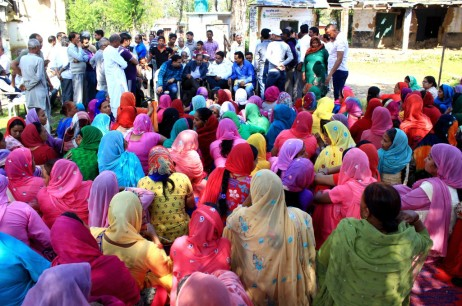 Kangra women oppose bio-medical waste treatment plant in village